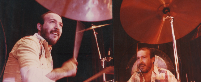 Among the best Drumers in the World, too many tracks to count, Walter Keiser