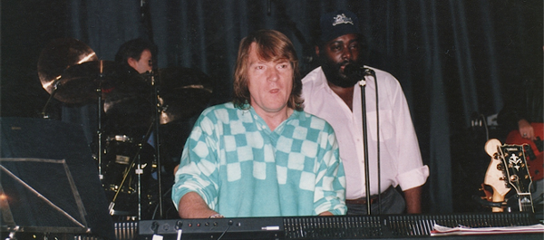 Brian Auger and Larry E Vann