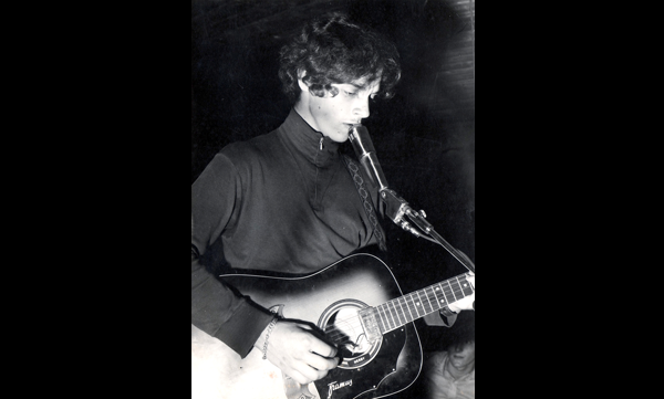 Hey Mr. Tambourine Man, play a song for me.. Phil mid:late sixties