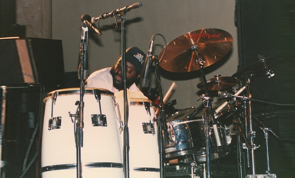 Larry E Vann brought a lot of joy into the road life, 1987