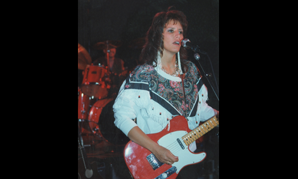 Leslie Carmen, somewhere out there mid nineties