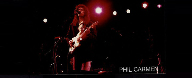 Phil, Live at the Jazz Festival in Montreux in 1987