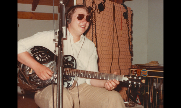 Uwe Krueger late eighties : Krueger Brothers, recording on Clover Leaf